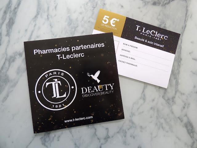 deauty box mai 2016  T. Leclerc