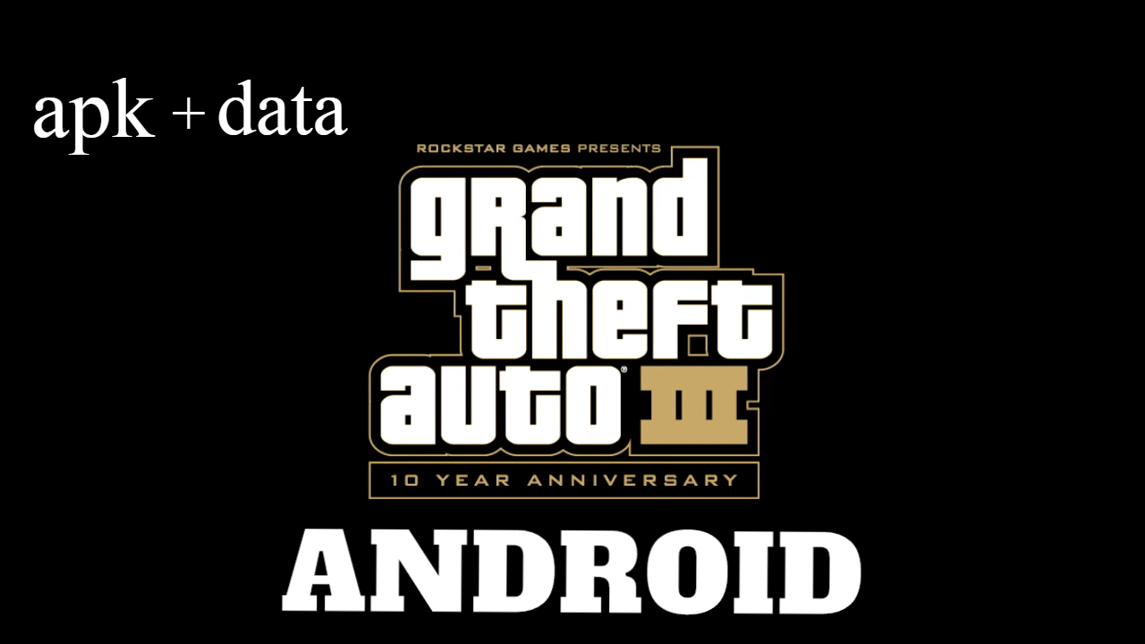 gta 3 data download for android
