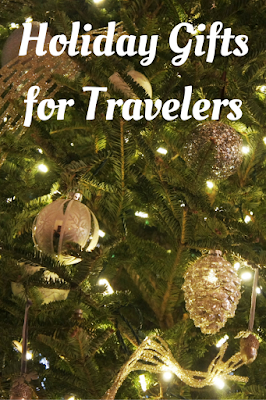 Travel the World's 2015 holiday gift guide.  Find the perfect Christmas travel gift for your favorite traveler.