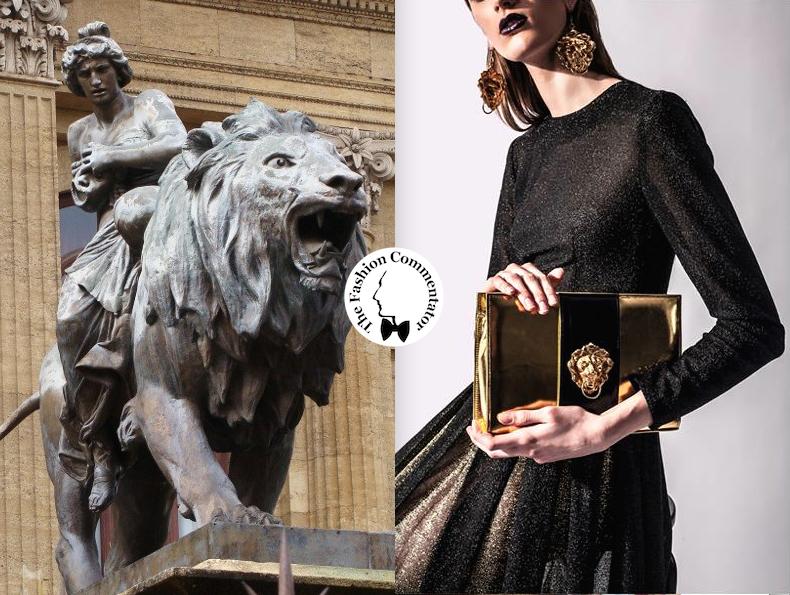 Vincent Billeci fall winter 2014 collection meets Tragedy by Benedetto Civiletti, Teatro Massimo, Palermo