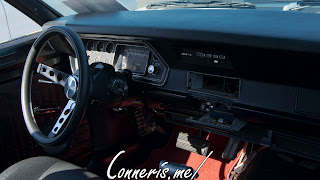 1972 Plymouth Duster Interior