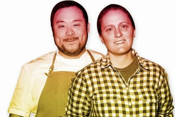 改變美國近十年餐飲市場的廚師:David Chang與April Bloomfield