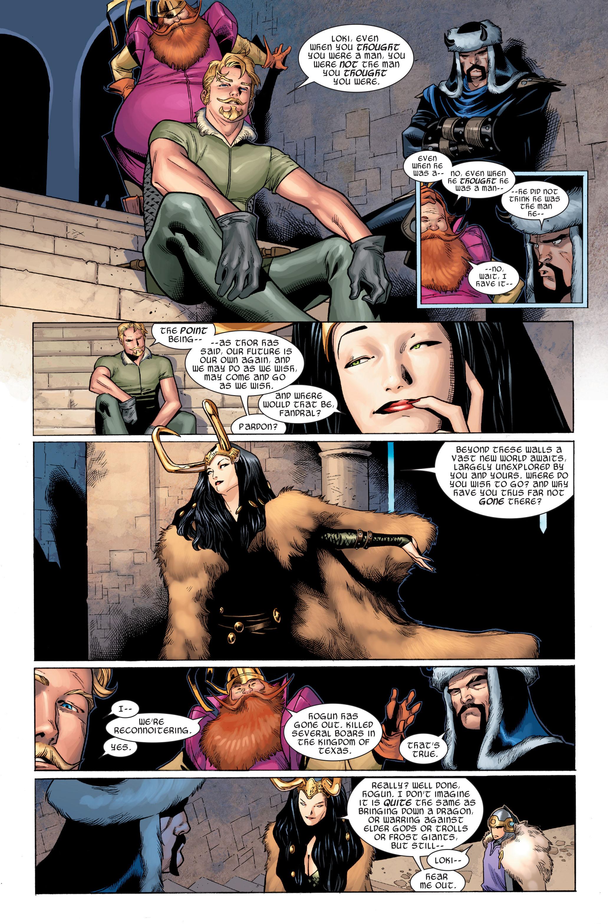 Thor (2007) Issue #9 #9 - English 4