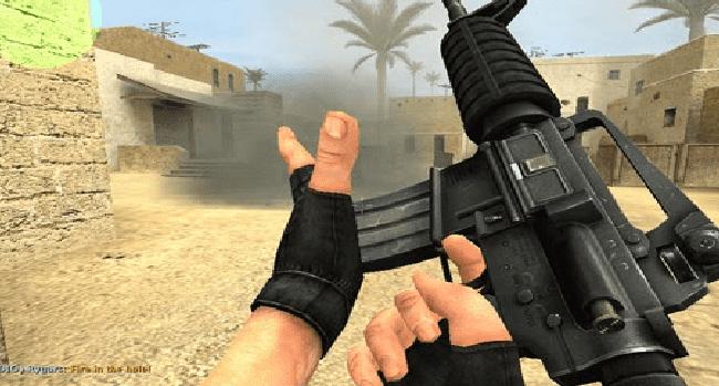 تحميل لعبة كونترا سترايك Counter Strike 1.6