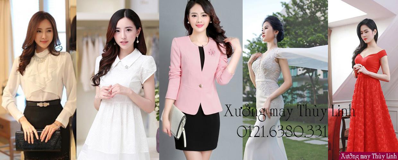 Xưởng may thời trang Thùy Linh