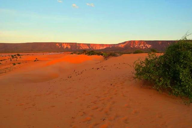 Mais dunas