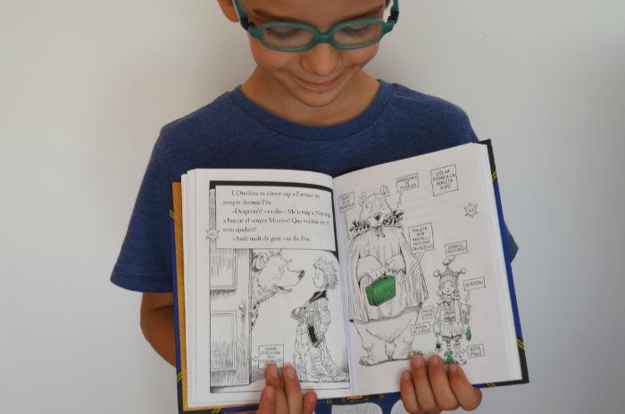 colección libros capítulos infantiles, ottoline chris riddle