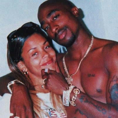 Tupac dating quincy daughter