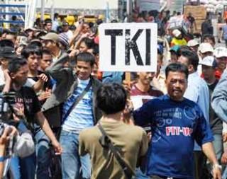 Kisah Pilu TKI Asal Aceh, Ditemukan Linglung Tidur di Emperan Toko Negeri Jiran