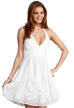 Vita klänningar  Studentklänningar 2019 49fbfbf9a1b0e