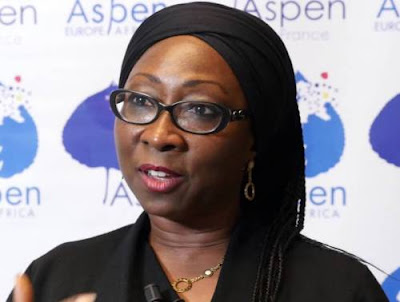 MTN Sacks Amina Oyagbola Over Bribery to Buhari's Chief of Staff