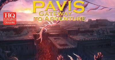 Not a Dead Communist: Pavis: Gateway to Adventure - Review