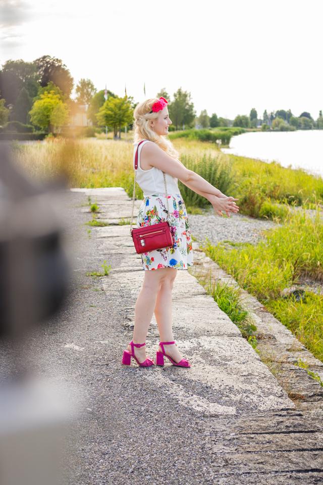 Sommerkleid Schweizer Modeblog