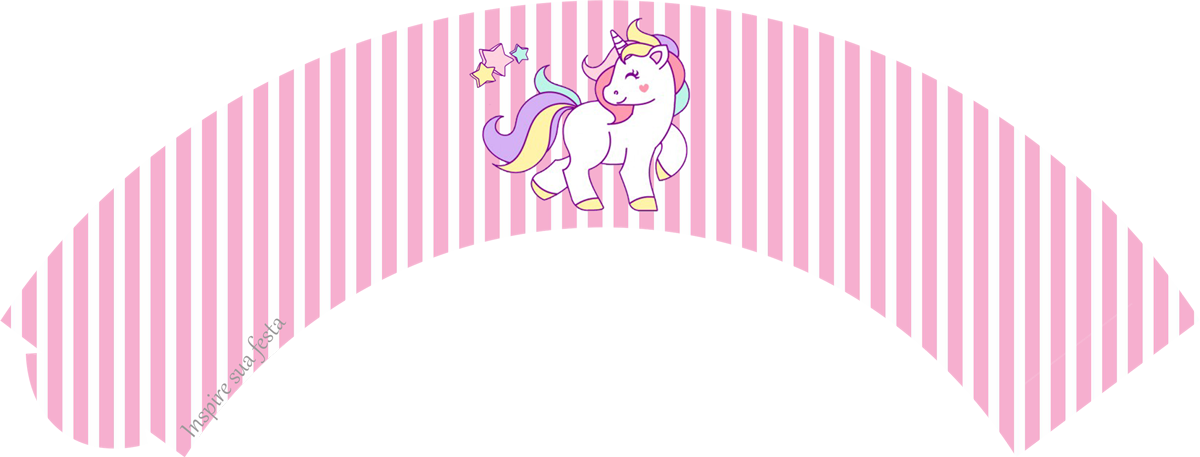 Unicorn: Free Printable Toppers and Wrappers for a Birthay ...