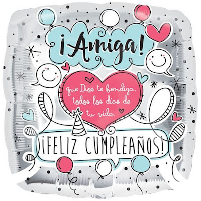 Frases bonitas de cumpleaños para mi amiga
