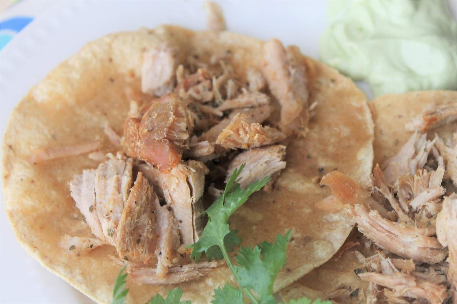 Savory Pork Tacos