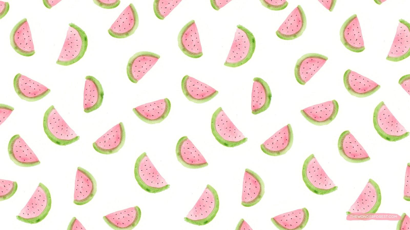 Watermelon Desktop wallpaper Graphics Pinterest