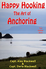 Amazon #1 on boat anchoring - New 3rd Edition Feb 2019