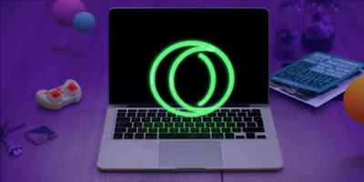 المتصفح الجديد Opera Neon بمميزات هائلة من شركة اوبرا