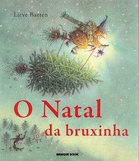 Livro sobre Natal