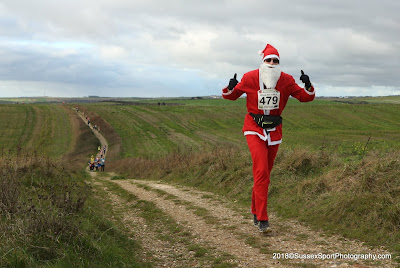 The Seaford Striders Mince Pie 10mile 2018 and entries into 2019
