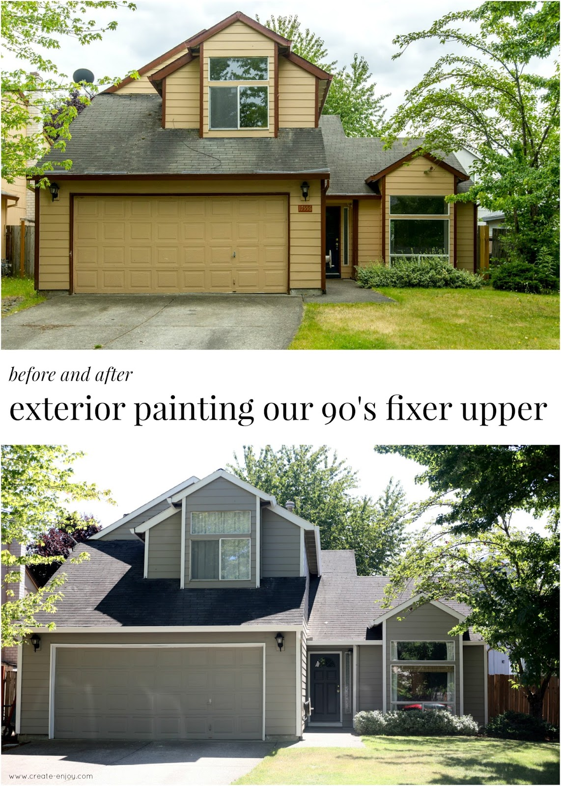 Terrific update home exterior images best idea home for 90s house exterior
