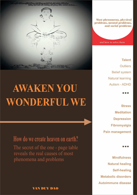 Online Book: Awaken you wonderful we: The secret of one page table reveal all