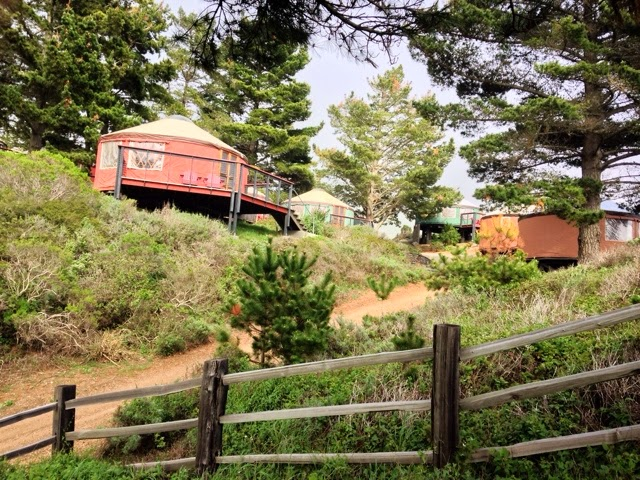 Glamptrotter: Glamping in California - Top 5 glampsites