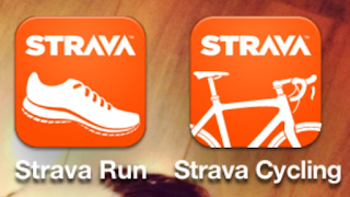 gambar logo Strava Running and Cycling GPS