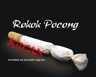 Gambar Lucu Rokok Pocong