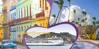 Logo Vitasnella ti porta in Crociera a Cuba, Giamaica, Isole Cayman e Messico