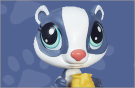 LPS Badger Figures