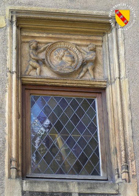 METZ (57) - Maison des Têtes (1529)