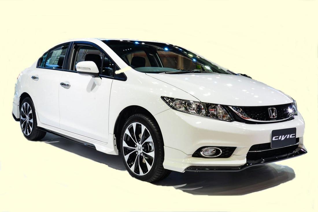 52 Gambar Mobil Honda Civic 2017  Ragam Modifikasi