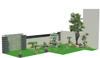 Desain Taman Surabaya - tukngtamansurabaya 39