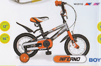 Sepeda Anak Family Inferno Boy