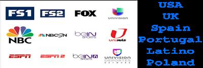 Lista IPTV Latino Brazil USA UK Spain PT
