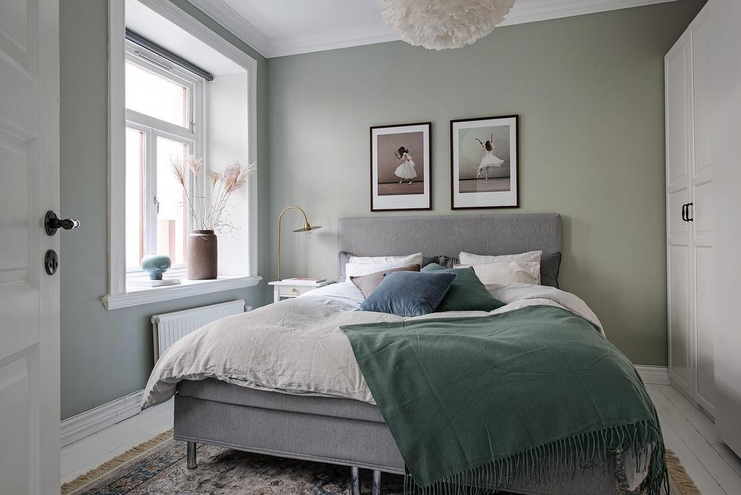 D couvrir l 39 endroit du d cor une chambre verte for Decouvrir chambre