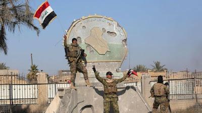 Mosul, Sasaran Serangan Irak
