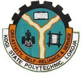 Kogi State Polytechnic 2017/2018 Post-UTME Admission Form Out