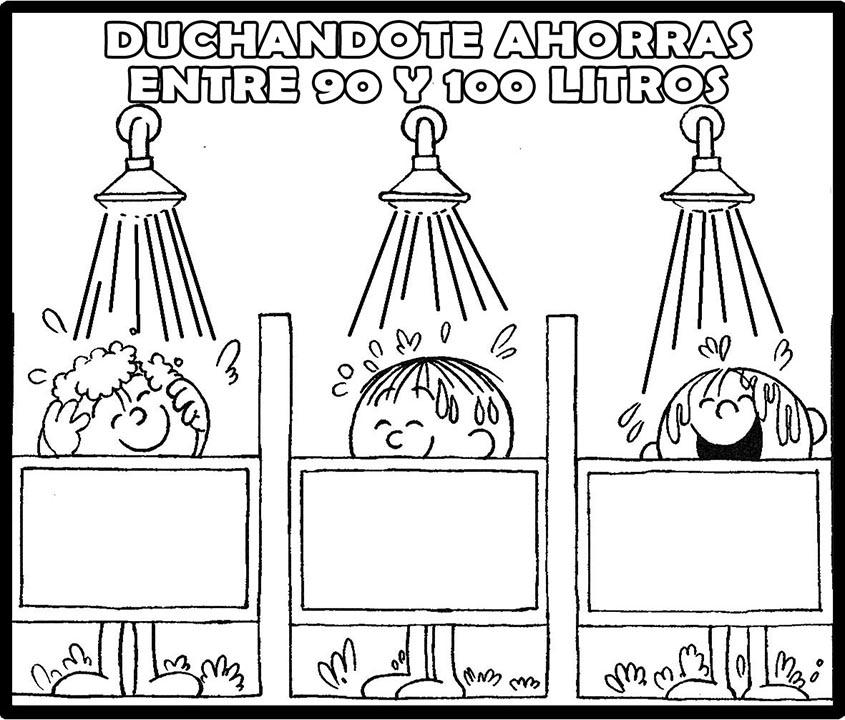 Maestra De Primaria Uso Del Agua Y Medidas Para No Malgastarla