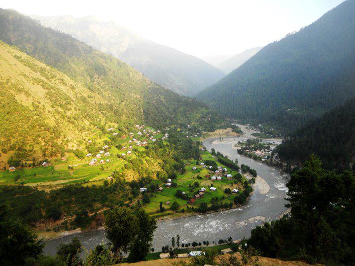 Management: Neelum Valley Azad Kashmir