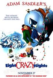 Watch Eight Crazy Nights Online Free 2002 Putlocker