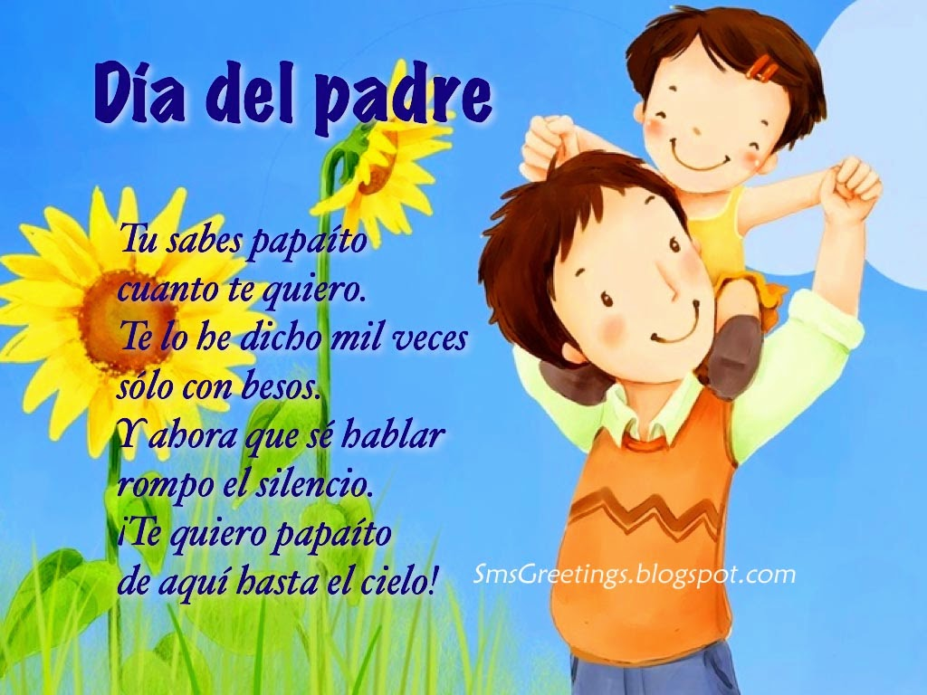 dad birthday poems in spanish - photo #13