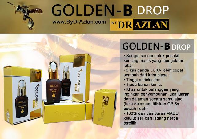 Golden-B bydrazlan