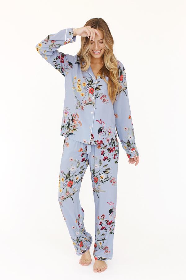 Bridesmaid Pajama Set