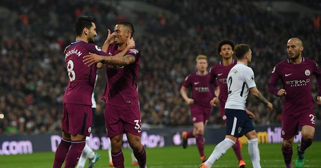 Tiga Poin Lagi Manchester City Bisa Mengukuhkan Gelar Juara EPL 2017/2018
