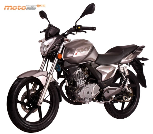 motos tuning keeway 125 rks. Black Bedroom Furniture Sets. Home Design Ideas