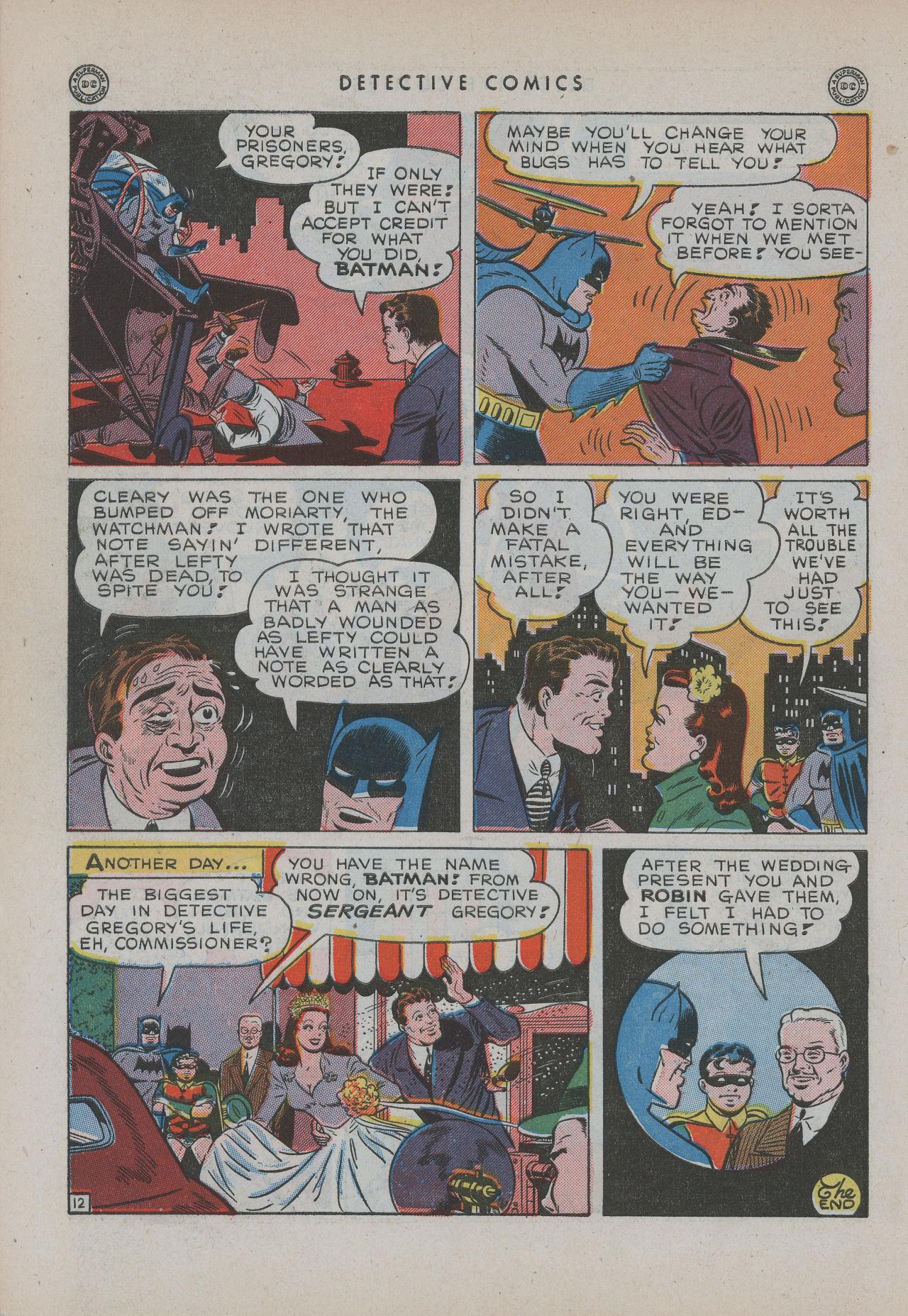 Read online Detective Comics (1937) comic -  Issue #108 - 14
