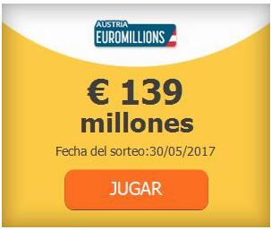 probabilidades euromillones desde españa